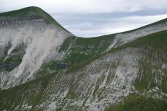 La meravigliosa cresta che porta dal Col di Luna al Pavione